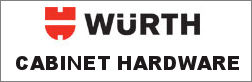 Wurth Cabinet Hardware Supply Company Logo - AD Cabinetry Inc - Albers IL - 618-248-5687